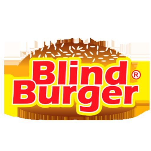 logo blind burger